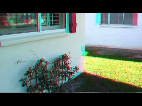 Mark Reckling Property in 3D (Red/Blue 3D glasses required)