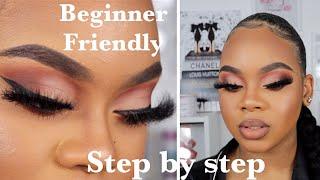 HOW TO: BASIC Begiฑners Eyeshadow Tutorial | Detailed