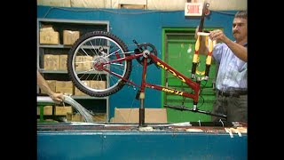 How It's Actually Made - Bicycles