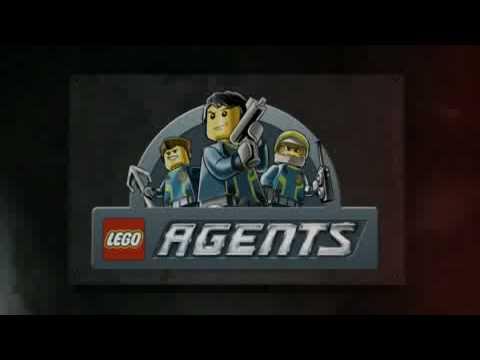 Lego Agents Mission 5 - YouTube