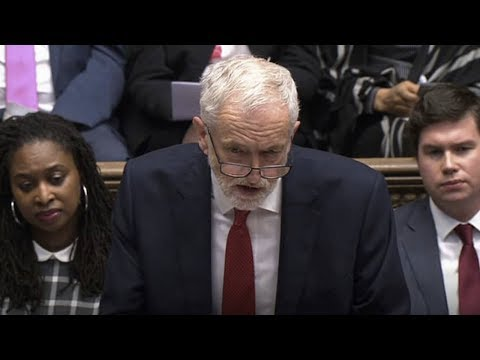 UK Parliament Endorses Jeremy Corbyn's Call for a Climate Emergency Declaration