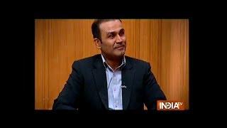 Virendra Sehwag recalls 'baap baap hota hai, beta beta hota hai' incident against Pak