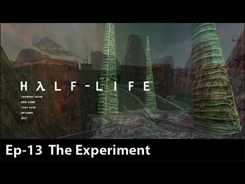 Half Life Source Episode 13 The Experiement /Facecame