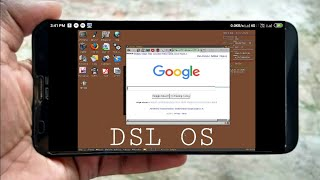 How to run DSL (Damn Small Linux) OS On Any Android