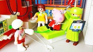 Playmobil po polsku WSZYSTKIE ODCINKI playmobile dla dzieci - zabawki bajki dla dzieci