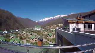 видео Горнолыжный курорт