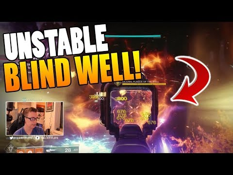 How to complete Unstable Charge of Light Blind Well (Tier 4) - Destiny 2 Forsaken