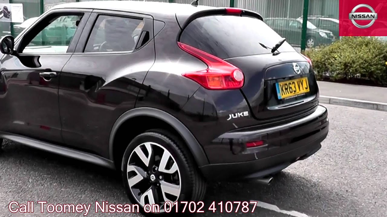 nissan youtube start watch tour engine in and juke up depth