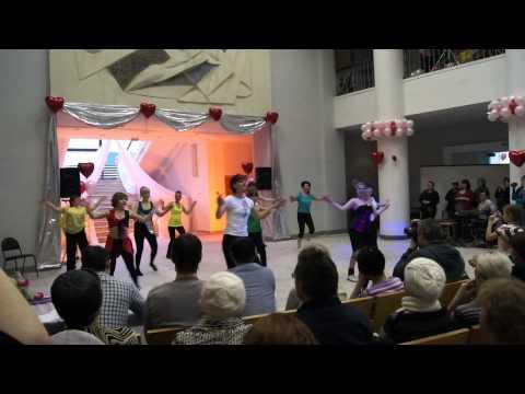 ритмичный танец.MP4