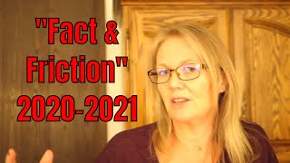 """Fact & Friction"" 2020-2021 - Brenda Gervais  Guidance for the Soul"