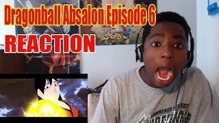 dragonball absalon episode 6 reaction by mellavelli