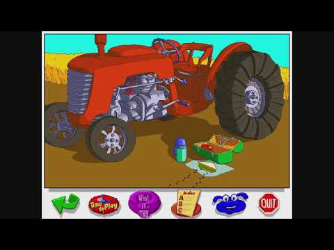 Let's Explore the Farm (Junior Field Trips) - Part 3 (Gameplay/Walkthrough) |