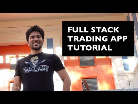 Stock Trading App Tutorial [Part 01] - Database Design