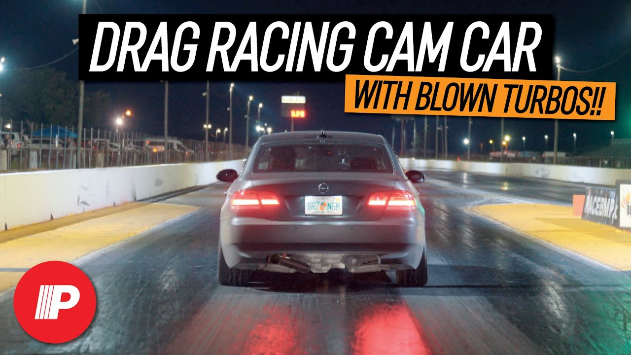Drag Racing The Camera Car | New Turbo's in ONE WEEK!