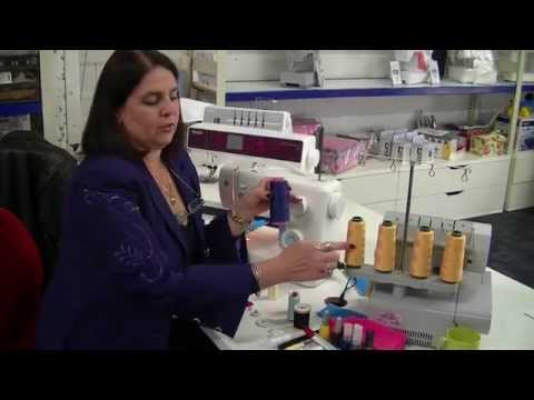 Brother Embroidery, Quilt, Serge and Sewing Machine from YouTube · Duration:  22 minutes 32 seconds