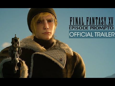 Final Fantasy XV: Episode Prompto Trailer (with subtitles)
