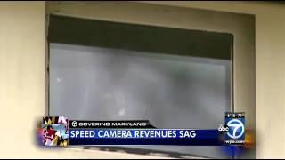Maryland Cities Report Less Camera Citations Drop Revenue