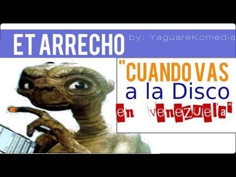 Download Youtube: 42. |ET ARRECHO| Cuando vas a una Discoteca en venezuela