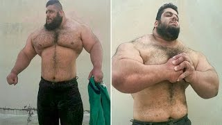 10 Real Life Giants You Won't Believe Actually Exist || Pastimers