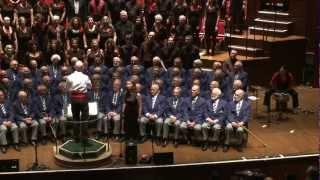 Dani Su Bez Broja. Bristol Gurt Lush Choir, Gurt Winter Concert 2012, The Colston Hall
