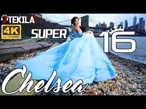 CHELSEA SUPER SWEET SIXTEEN 4K | DJ TEKILA NYC | VALS BAILE SORPRESA PARTY QUINCEANERA