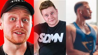Reacting To The Oldest SIDEMEN Strength Test