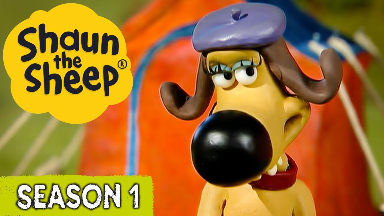 Download Off the Baa & Fetching   Shaun the Sheep S1 (x2 Full Episodes)