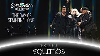 EQUINOX - THE DAY OF SEMI FINAL 1 - EUROVISION 2018 - BULGARIA - BONES | BNT EUROVISION BULGARIA