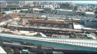質子暨放射治療中心~建築過程縮時影片