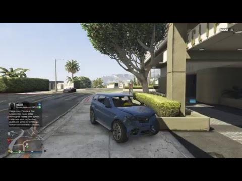 [FR/LIVE/PS4] activite GTA Online