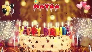 MAYRA Happy Birthday Song – Happy Birthday Mayra – Happy birthday to you