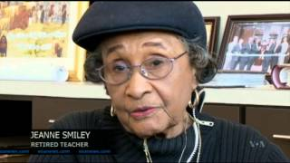 African Americans Recall 1960's Fight For Voting Rights