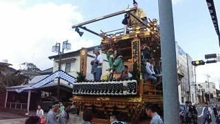 説明http://www.taiyou-s.jp/ 石岡の祭り 石岡小学校に向かうところ 交...