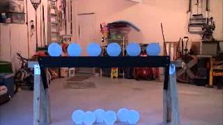 DIY Plate Rack 2 0 Field Test
