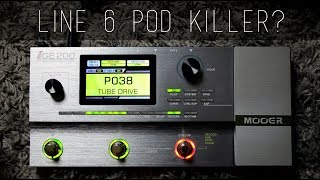 Mooer GE200 - Line 6 POD Killer? | In-Depth Review / Metal Demo