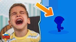 Kid Starts Crying After Unlocking Legendary In Brawlstars Funny Box Opening Reactions Brawlstars