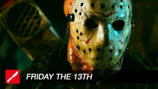 "FRIDAY THE 13TH (TV Series) Promo ""Camp Crystal Lake"""