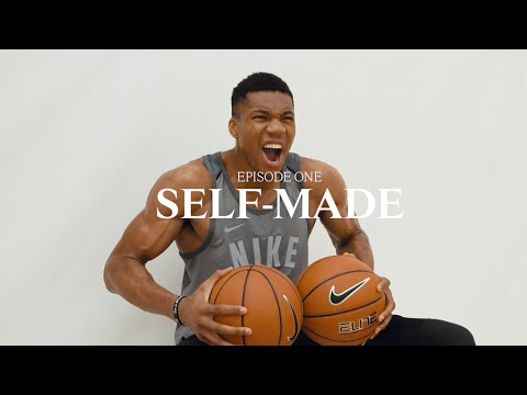 I Am Giannis Ep. 1: Self-Made | Nike