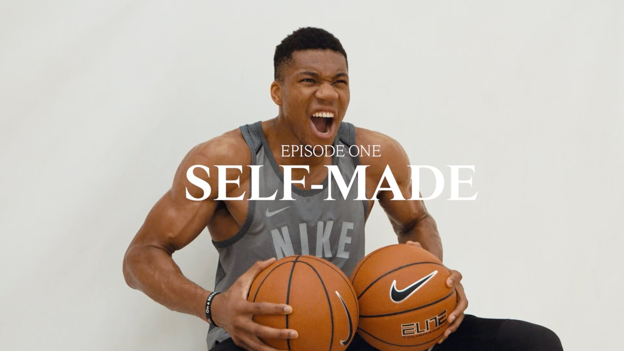 Nike - I Am Giannis Ep. 1: Self-Made