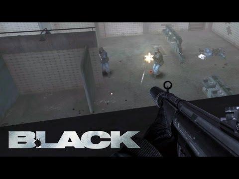 BLACK #5 - Fase do Asilo! (Legendado em Português - Clássico do PS2 / Xbox)