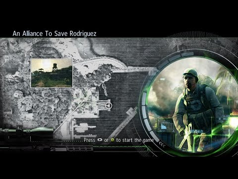 Sniper Ghost Warrior Gold Edition Mission-5 |