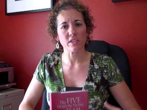 Video Book Review: The Five Dysfunctions of a Team