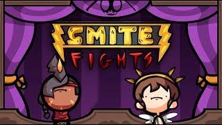 SMITE Fights #52 - Cupid vs. Hou Yi