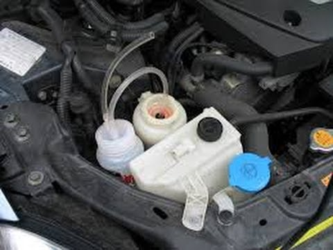 How To Flush Your Power Steering Fluid Youtube