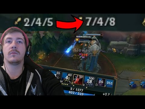 THIS SHOULD NOT HAVE HAPPENED - Season 7 League of Legends Ranked climb begins