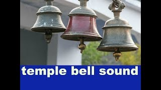 Sound Of Bell In Temple