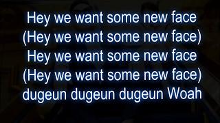 Download PSY - 'New Face' M/V lyrics