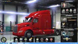 Como ganhar dinheiro e experiencia no american truck simulator