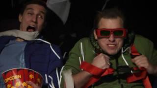 Дуэт Быдло - в 5D Кино!