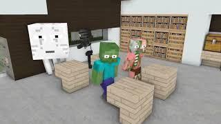 Monster School Mods Maps Skins for Minecraft screenshot 4